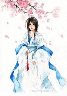 .:: Commission: Yukimi ::. by 69XuXu69
