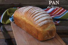 Nunca antes hiciera pan especial para torrijas, siempre hemos hecho torrijas pero con pan del día anterior o pan reseso como aquí lo llama...