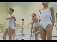 Becoming a Professional Ballet Dancer - YouTube
