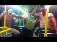 Harlem Shake - Dublin Bus (original video)