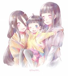 The Byakugan princesses