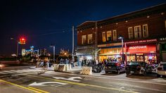 The Eastern Market in Detroit as been revived.  Fabulous!
