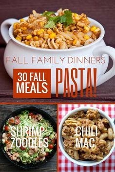 30 Clean Eating Fall Family Meals | The Gracious Pantry