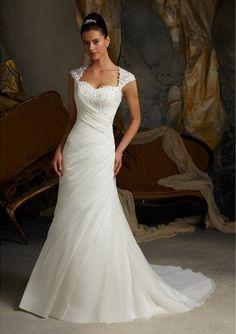 Queen Ann bridal gown