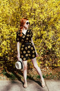 Outfit: Sunflower