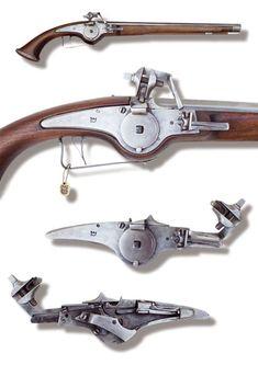 Matchlock pistol - tribe.net