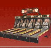 Arcade Game Machines, Arcade Machine, Arcade Games For Sale, Rush Games, Arcade Room, Skee Ball, Air Hockey, Carnival Games, Creepy Carnival