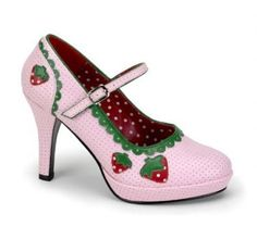 Contessa Grenadine Strawberry Pink Shoes. Pinned on behalf of Pink Pad, the women's health mobile app with the built-in community