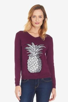 Pineapple Pullover