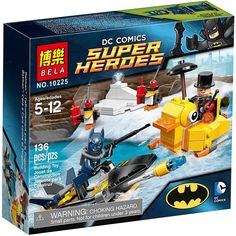 4.90$  Watch now - http://aliv92.shopchina.info/go.php?t=32801683852 - 136pcs DC/marvel Batman super heroes building blocks weapons Gift kid toys accessories lepin 4.90$ #bestbuy