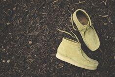 Clarks Prep New Wallabee Boot Pack For Fall Hot Shoes, Shoes Sneakers, Fashion Shoes, Mens Fashion, Clarks Wallabee, Fall Winter 2014, Shoe Game, Me Too Shoes, Cool Outfits