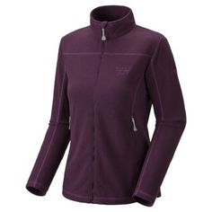 Climbing-Mountain Hardwear MicroChill Jacket - Women's Jackets SM Nebiola >>> Click image for more details.