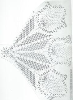 Crochet Patterns Diagram Best 12 Discover Art inspiration, ideas, styles – Page 669347563347655949 – . Crochet Doily Diagram, Crochet Doily Patterns, Crochet Mandala, Crochet Chart, Thread Crochet, Crochet Motif, Crochet Doilies, Hand Crochet, Crochet Flowers
