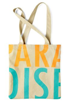 Welcome to Paradise Tote Wedding Welcome Bags b0c8ea0066606