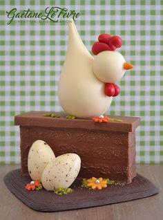 Chocolate Showpiece, Chocolate Bark, Chocolate Shop, Homemade Chocolate, Fondant Flower Cake, Fondant Cakes, Fondant Bow, Marshmallow Fondant, Fondant Tutorial