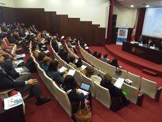 Hoy la Central Informativa estuvo en el auditorio de la Facultad de Humanidades de la PUCP,durante interesante evento organizado por EsSalud,mañana les informaremos en detalle.