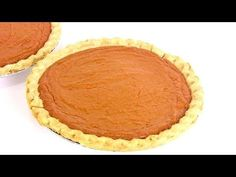 ▶ Holiday Series: Homemade Sweet Potato Pie Recipe| Cooking With Carolyn - YouTube