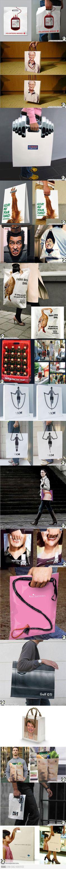 European Shopping bags.... he he