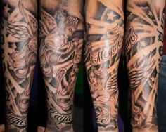Half Sleeve Tattoos Forearm Clouds Google Search Tattoo Ideas