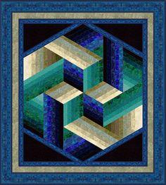 Фаберже одеяло - сине-W