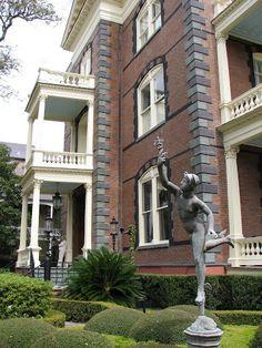 Calhoun Mansion, Charleston aka The Hazards house in North and South.