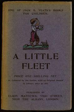 A Little Fleet by Jack Butler Yeats, 1909. Available as a free ebook on Project Gutenberg: http://www.gutenberg.org/ebooks/42255