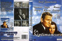 La séptima cruz (1944) The Seventh Cross, descargar y ver online en español y vose. Zinnemann con Spencer Tracy, Signe Hasso, Hume Cronyn y Jessica Tand