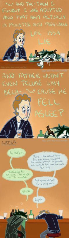 Loki and the Loon | awww