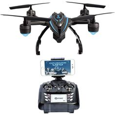 Drone WiFi FPV HD Camera Quadcopter Live Video One Key Return Altitude Hold NEW #DroneWiFiFPV