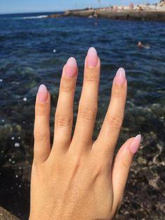 Natural Color Nails, Sns Nails Colors, Minimalist Nails, Nails Design, Nail Inspo, Tutu, Acrylic Nails, Beauty Makeup, Projects To Try