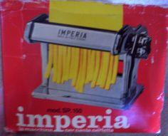 Vintage Italian Imperia Noodle Machine Pasta by FrenchToastKitty, $50.00
