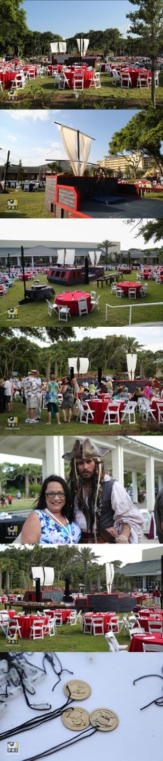 Pirate Party at Omni Amelia Island Plantation and Resort