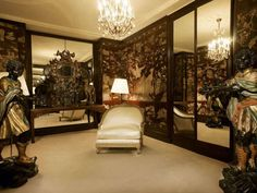 Coco Chanel Paris Apartment - Take an intimate look inside the iconic Coco Chanel Paris Apartment, which embodies all of the luxury extravagance associated with the Chanel name ...