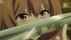Raphtalia-The Rising of The Shield Hero anime art Otaku Anime, Manga Anime, Anime Art, Knight Shield, Fanart, Spice And Wolf, Japanese Games, Manga Couple, Manga Love