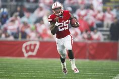 Melvin Gordon, Wisconsin all time rusher in one game!!!!!