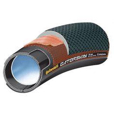 Continental Sprinter Gatorskin Tubular Tire. Size 700X25