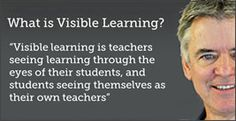 Know thy impact: 4 questions to help you pin down what children are really learning | Visible Learning