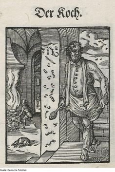 Jost Amman (1539-1591) Xilogravurista XVI century - Jost Amman, Xilogravurista do século XVI