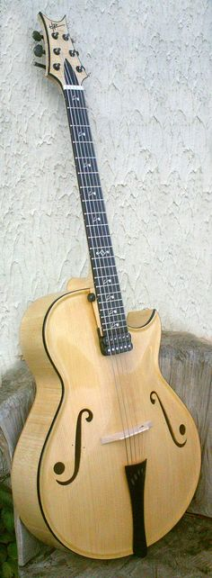 Launa archtop jazz Guitar…