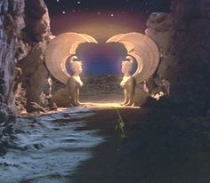 never ending story cave home - Google Search