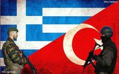 Ενδεχόμενος ΠΟΛΕΜΟΣ Ελλάδας - Τουρκίας