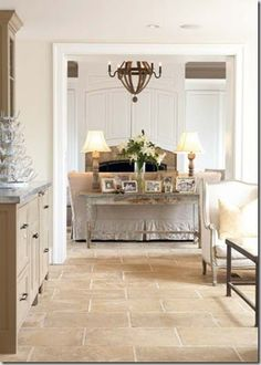 gorgeous floors, beautiful feeling neutral  space