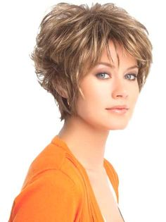 short hairstyles for thick hair and square face - http://www.gohairstyles.net/short-hairstyles-for-thick-hair-and-square-face-2/