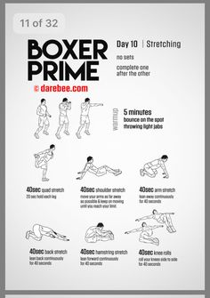 Boxercise Workout, Boxer Workout, Boxing Training Workout, Home Boxing Workout, Full Body Workout Routine, Gym Workout Videos, Workout Days, Gym Workout For Beginners, Fun Workouts