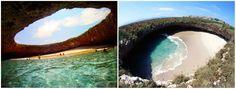 Узбережжя безлюдного острова Марієта