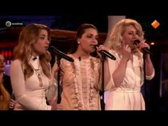 """O'G3NE explains """"echoing"""" - if you don't understand Dutch just listen to their performance, SING!!!"""