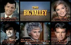 The Big Valley is an American television Western which ran on ABC from September 15, 1965, to May 19, 1969, which starred Barbara Stanwyck, as a California widowed mother. The TV series was based loosely on the Hill Ranch located at the western edge of Calaveras County, not far from Stockton
