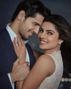 This picture proves why Priyanka Chopra and Sidharth Malhotra should do a film together!