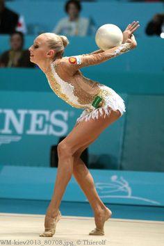 Yana Kudryavtseva (Russia) /WC 2013 /Kiev
