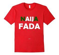 Mens Nigeria Nigerian Naija Father Flag